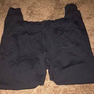 Alphalete Pants - Alphalete joggers